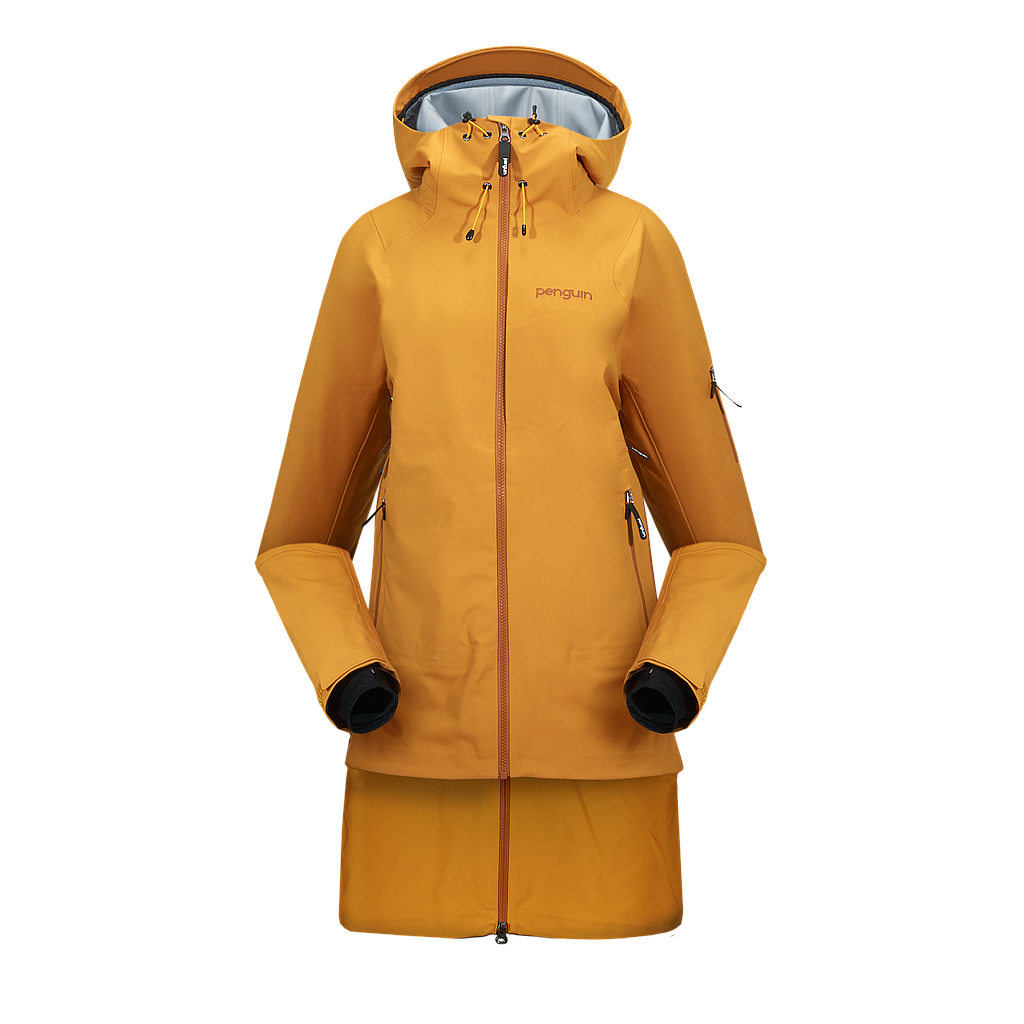 Women 3 Layer Dermizax Parka Extension for Shell Jacket