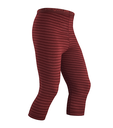 Frauen Nuyarn Merino ¾ Leggings